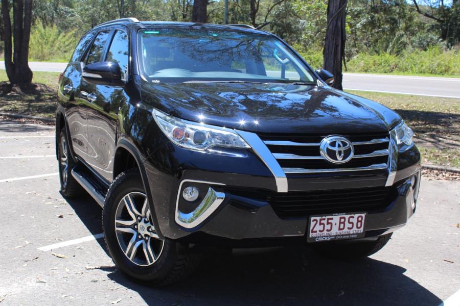 2015 Toyota Fortuner GXL Image 2