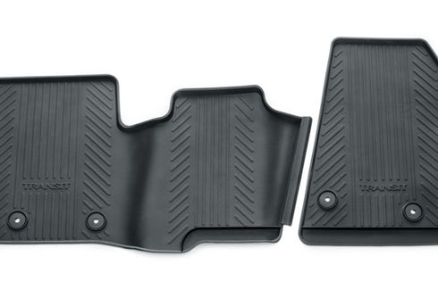 Mats All Weather floor - front - Dual Passenger Seat
