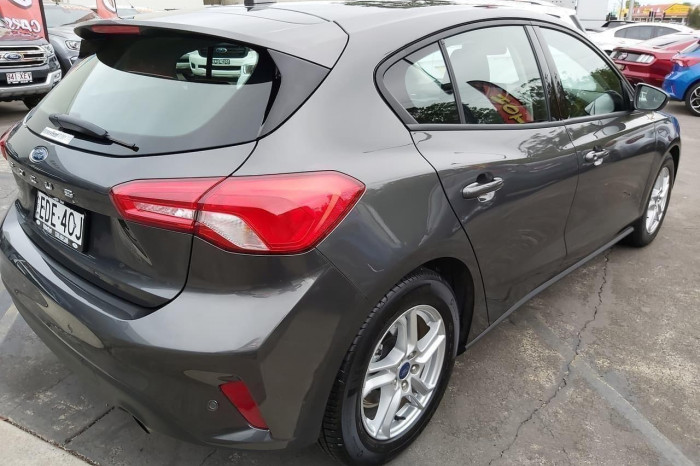 2019 MY19.75 Ford Focus SA  Ambiente Hatchback