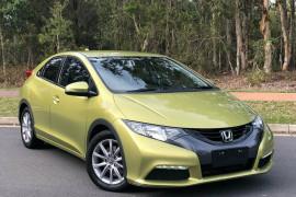Honda Civic VTi-L FK MY13