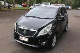 2011 Holden Barina Spark MJ  CD Hatchback