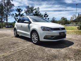 2017 MY17.5 Volkswagen Polo 6R MY17.5 81TSI Hatch