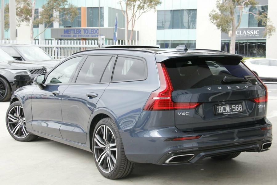 2019 MY20 Volvo V60 T5 R-Design T5 R-Design Sedan Mobile Image 3