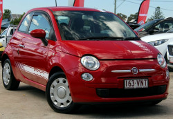 Fiat 500 Pop Dualogic Series 1