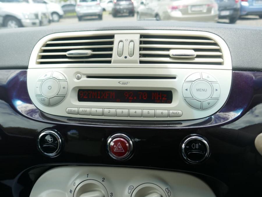 2014 Fiat 500 Se Pop Hatchback