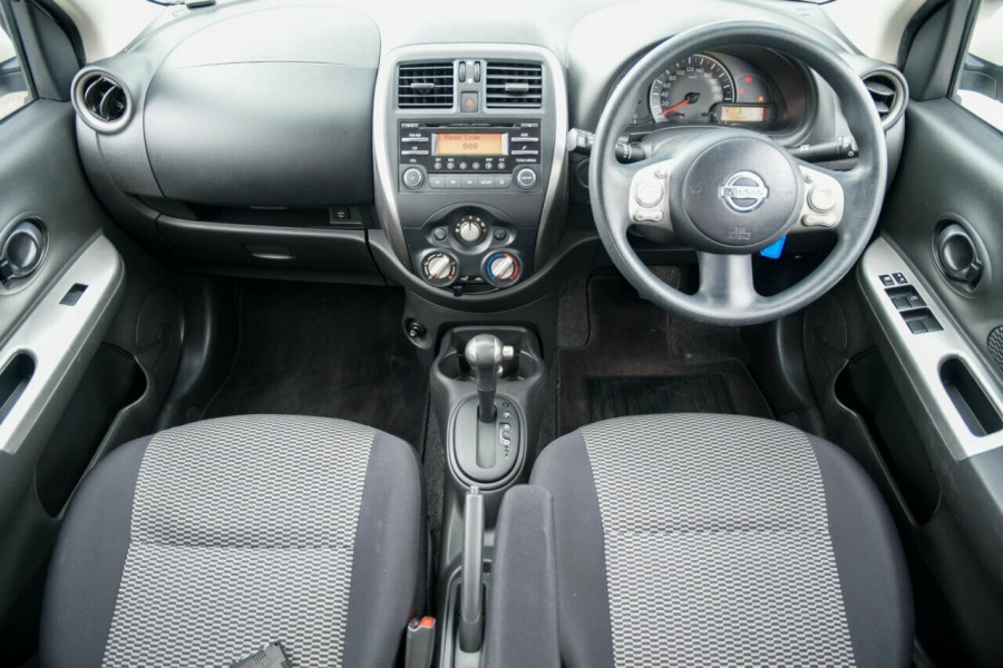 2016 MY15 Nissan Micra K13 Series 4 MY15 ST Hatchback