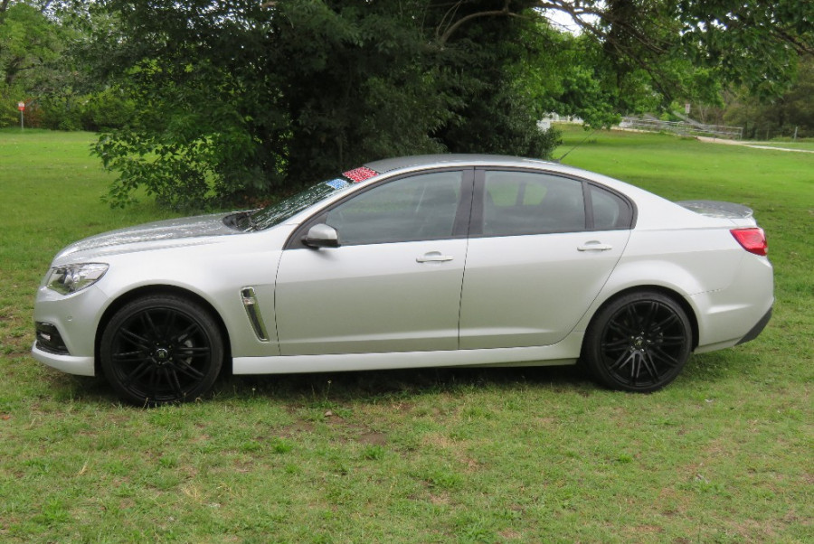 Used 2014 Holden Commodore A12570 Canberra Mg Motor Australia