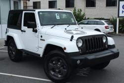 Jeep Wrangler Freedom JK