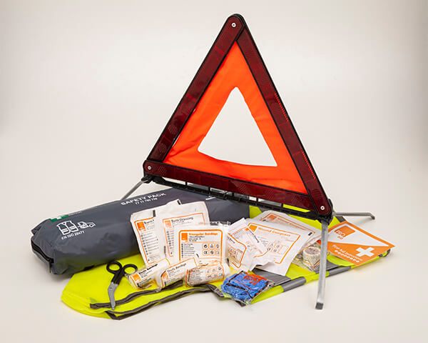 Safety and First Aid Kit