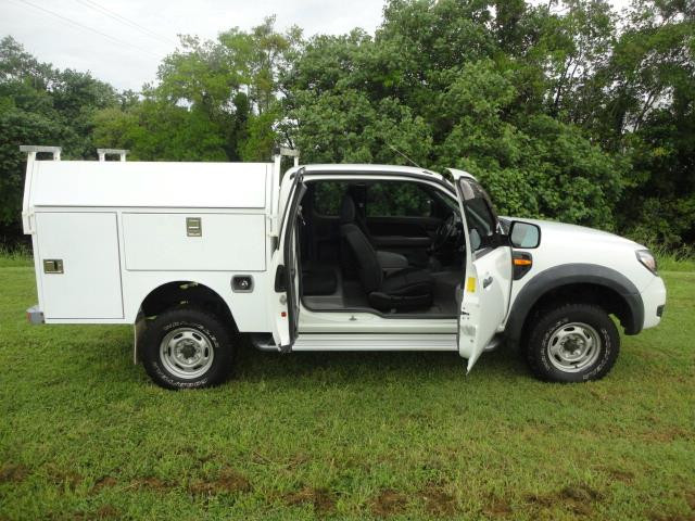 2010 Ford Ranger PK XL Cab chassis - extended cab