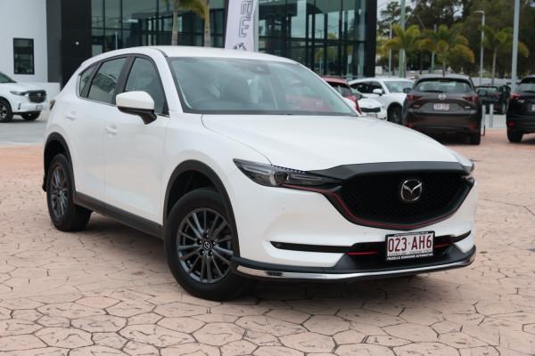 2019 Mazda CX-5 KF4WLA Touring Suv