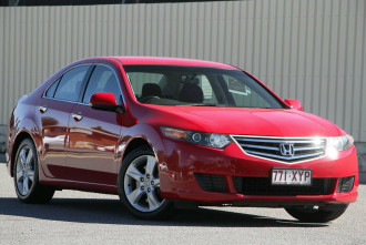 Honda Accord Euro CU MY10