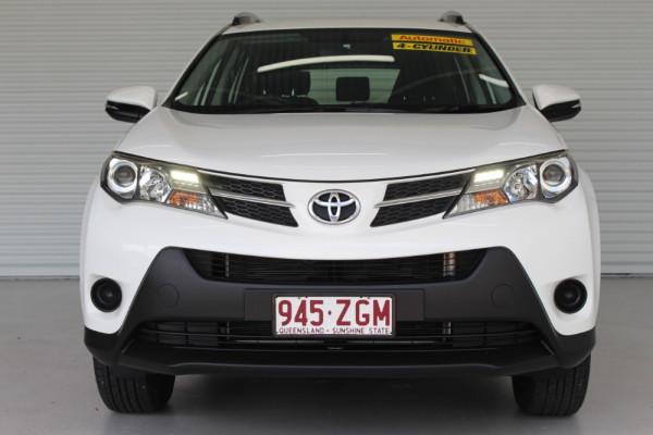 2015 MY14 Toyota RAV4 ZSA42R MY14 GX Suv Image 3