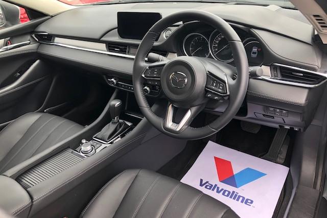 2018 MY19 Mazda 6 GL Series Touring Sedan Sedan Image 8