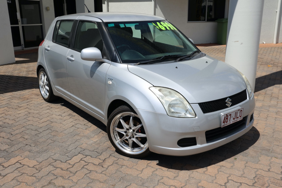 2006 Suzuki Swift RS415 RS415 Hatch Image 1
