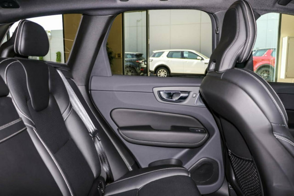 2019 Volvo XC60 UZ MY19 T6 AWD R-Design Suv Image 5