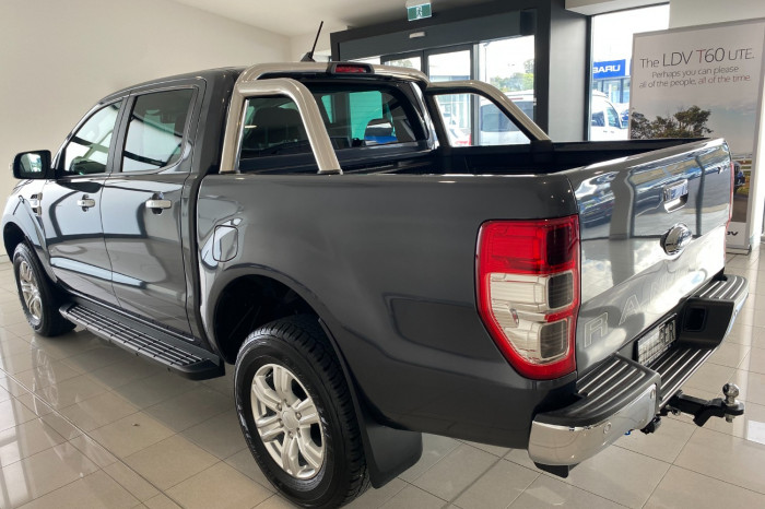2020 MY20.25 Ford Ranger PX MkIII XLT Double Cab Utility Image 12