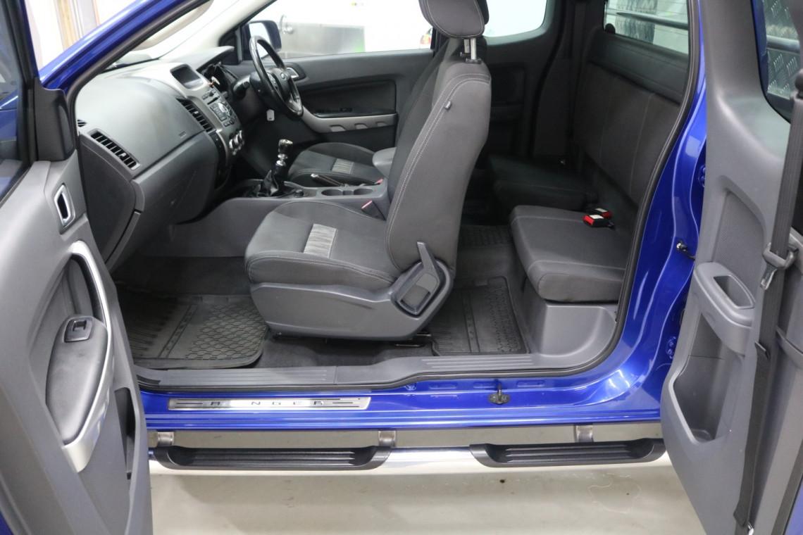 2014 Ford Ranger PX XLT Utility Image 7