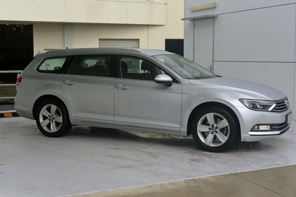 2015 Volkswagen Passat 3C (B8) MY16 132TSI Wagon Image 4
