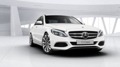 New Mercedes-Benz C-Class Sedan