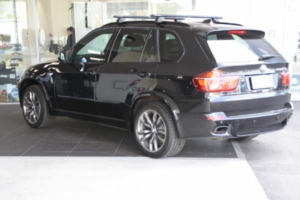 2012 MY12.5 BMW X5 E70 MY12.5 M50d Suv Image 3