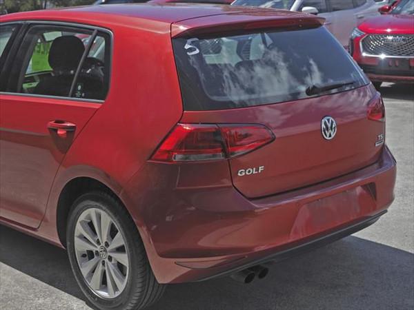 2013 Volkswagen Golf 7 90TSI Comfortline Hatchback image 5