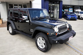 Jeep Wrangler Unlimited JK
