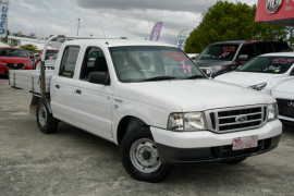 Ford Courier GL Crew Cab 4x2 PH (Upgrade)