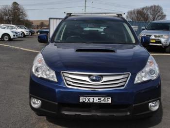 2011 Subaru Outback B5A  2.0D 2.0D - Premium Wagon