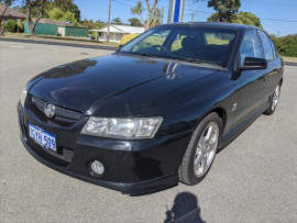 Holden Commodore SV6 VZ