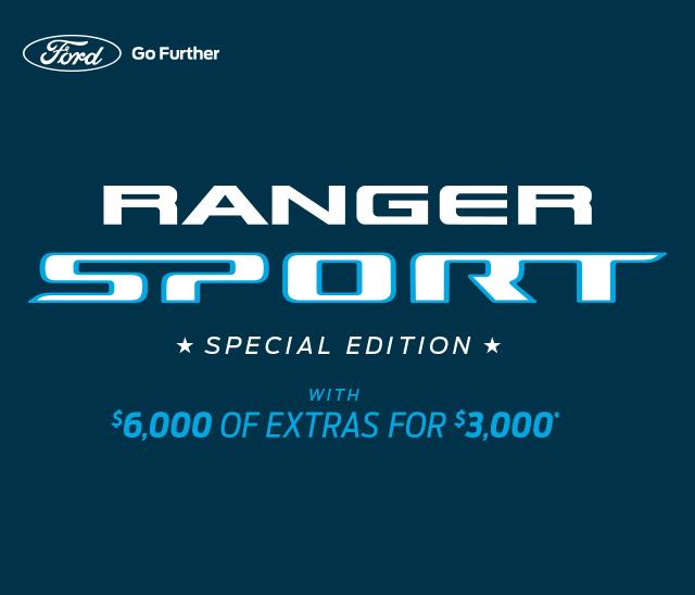 Ranger Sport *Special Edition*