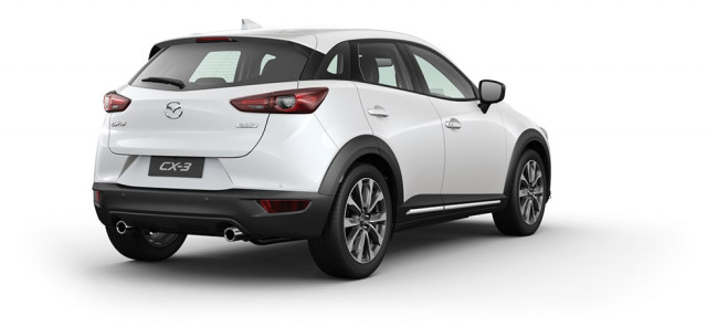 2021 MY0  Mazda CX-3 DK Akari Suv Mobile Image 13