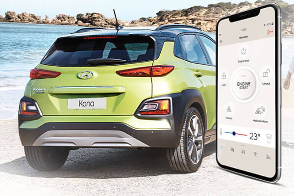 Kona Hyundai Auto Link Premium