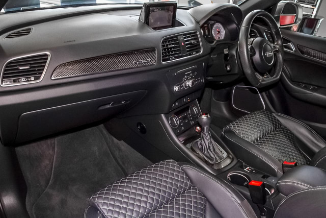 2016 Audi Rs Q3 8U MY16 Suv Image 8