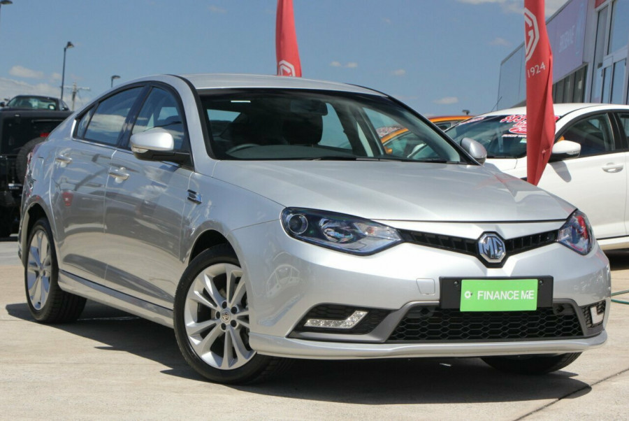 2017 MG MG6 PLUS IP2X Core Hatchback