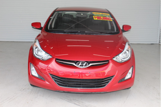 2013 Hyundai Elantra MD3 TROPHY Sedan