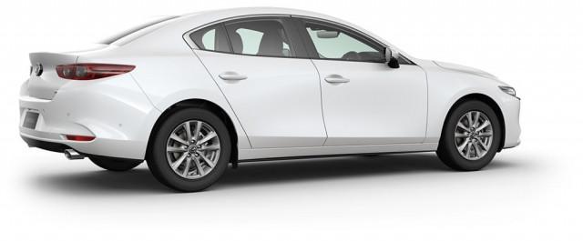 2020 Mazda 3 BP G20 Pure Sedan Sedan Mobile Image 11