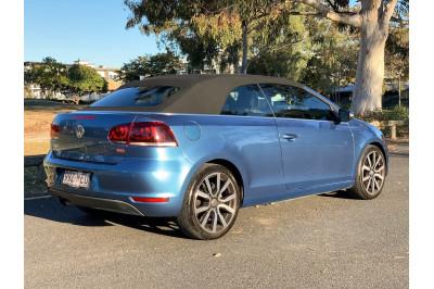 2015 Volkswagen Golf VI MY15 118TSI Exclusive Cabriolet Image 3
