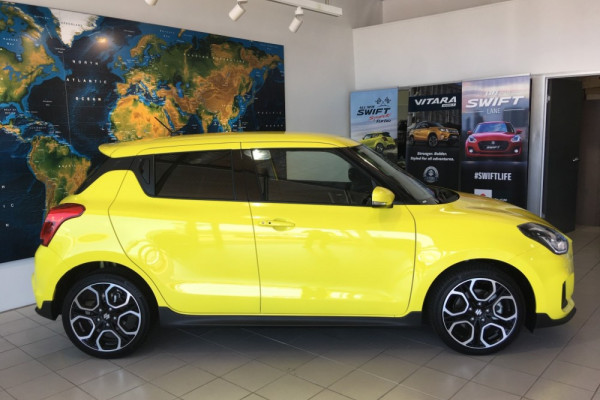 2019 MY18 Suzuki Swift Sport AZ Swift Sport Hatchback Image 2
