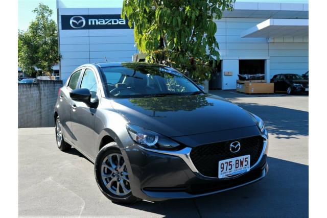 2021 MY20 Mazda 2 DJ Series G15 Pure Hatchback