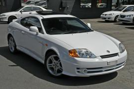 Hyundai Tiburon V6 GK