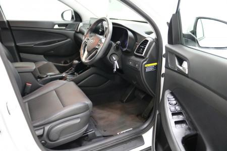 2018 Hyundai Tucson TL3 MY19 ACTIVE X Suv