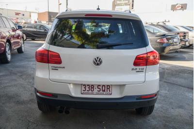 2012 Volkswagen Tiguan 5N MY13 132TSI Pacific Suv Image 5
