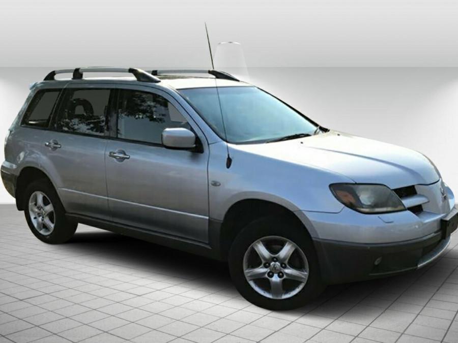 2004 Mitsubishi Outlander ZE XLS Wagon