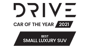 Drive Car of the Year 2021 Best Small Luxury SUV   Image