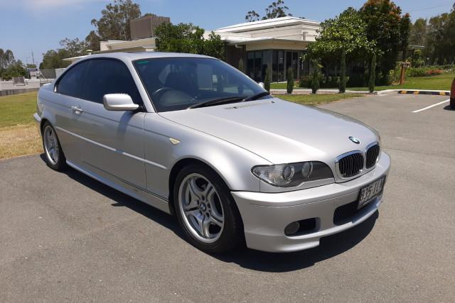 2004 BMW 3 Series E46  320Ci Coupe Image 3