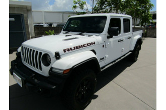 2020 Jeep Gladiator JT MY20 Launch Edition Pick-up Utility Image 3