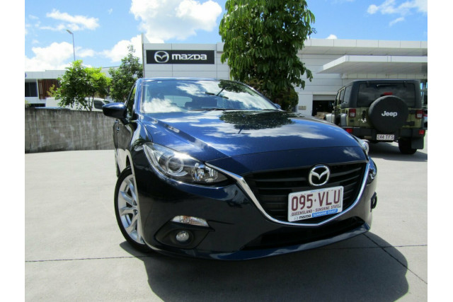 2015 Mazda 3 BM5436 SP25 SKYACTIV-MT Hatchback