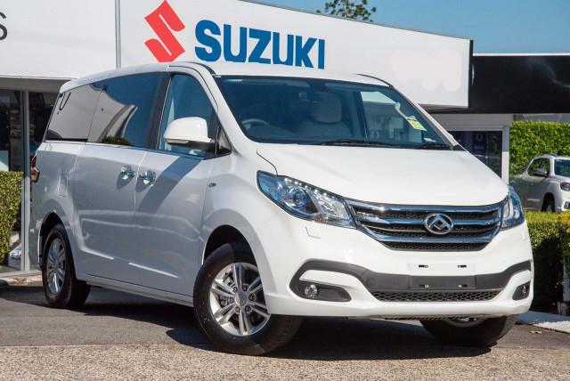 2021 LDV G10 SV7A 9 Seat Wagon image 1