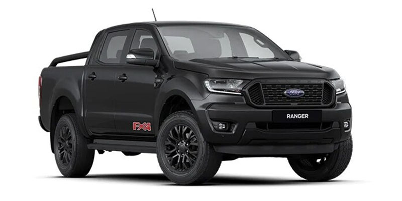 2019 MY20.25 Ford Ranger PX MkIII FX4 Double cab pick up